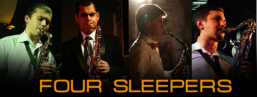 JFC Jazz Club Four Sleepers
