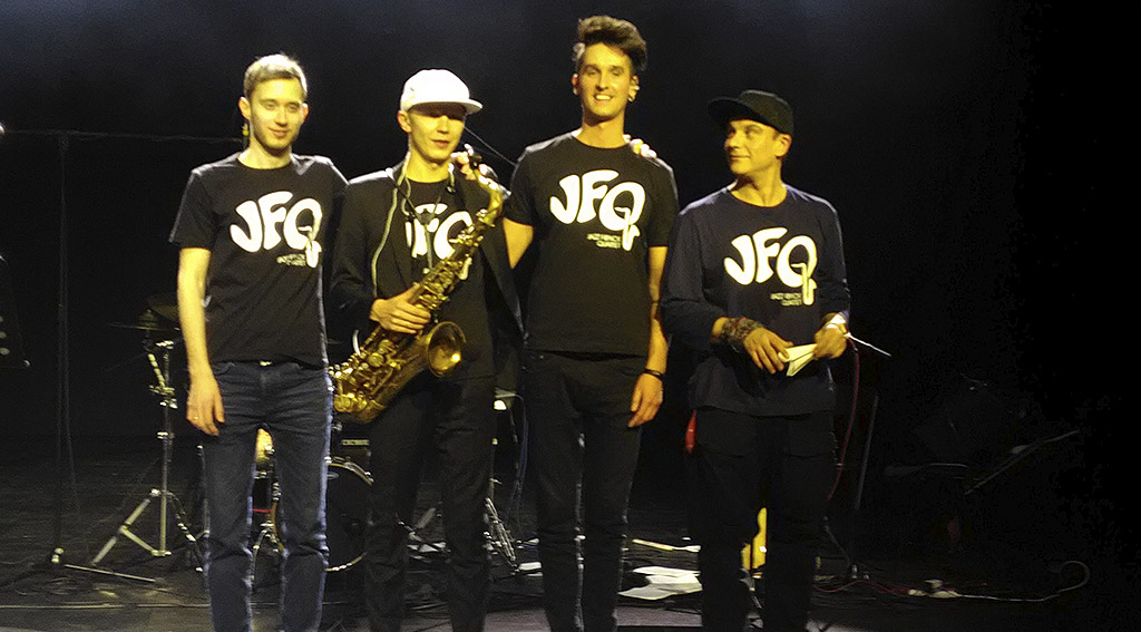 JFC Jazz Club JAZZ F@NCK Quartet
