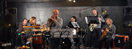 JFC Jazz Club Patribute Ensemble (Петрозаводск)